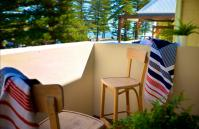 The Cottesloe Artist's Retreat - Balcony - holiday accommodation rentals for short term stays in Perth