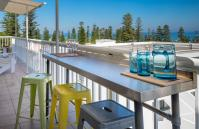 1 bedroom fully furnished apartment, Cottesloe Western Australia - Balcony