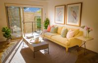 Forrest street Executive Villa - living room - holiday accommodation rentals for short and long stays in Perth