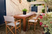 Forrest street Executive Villa - outdoor area - holiday accommodation rentals for short and long stays in Perth
