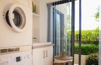 Forrest street Executive Villa - laundry - holiday accommodation rentals for short and long stays in Perth