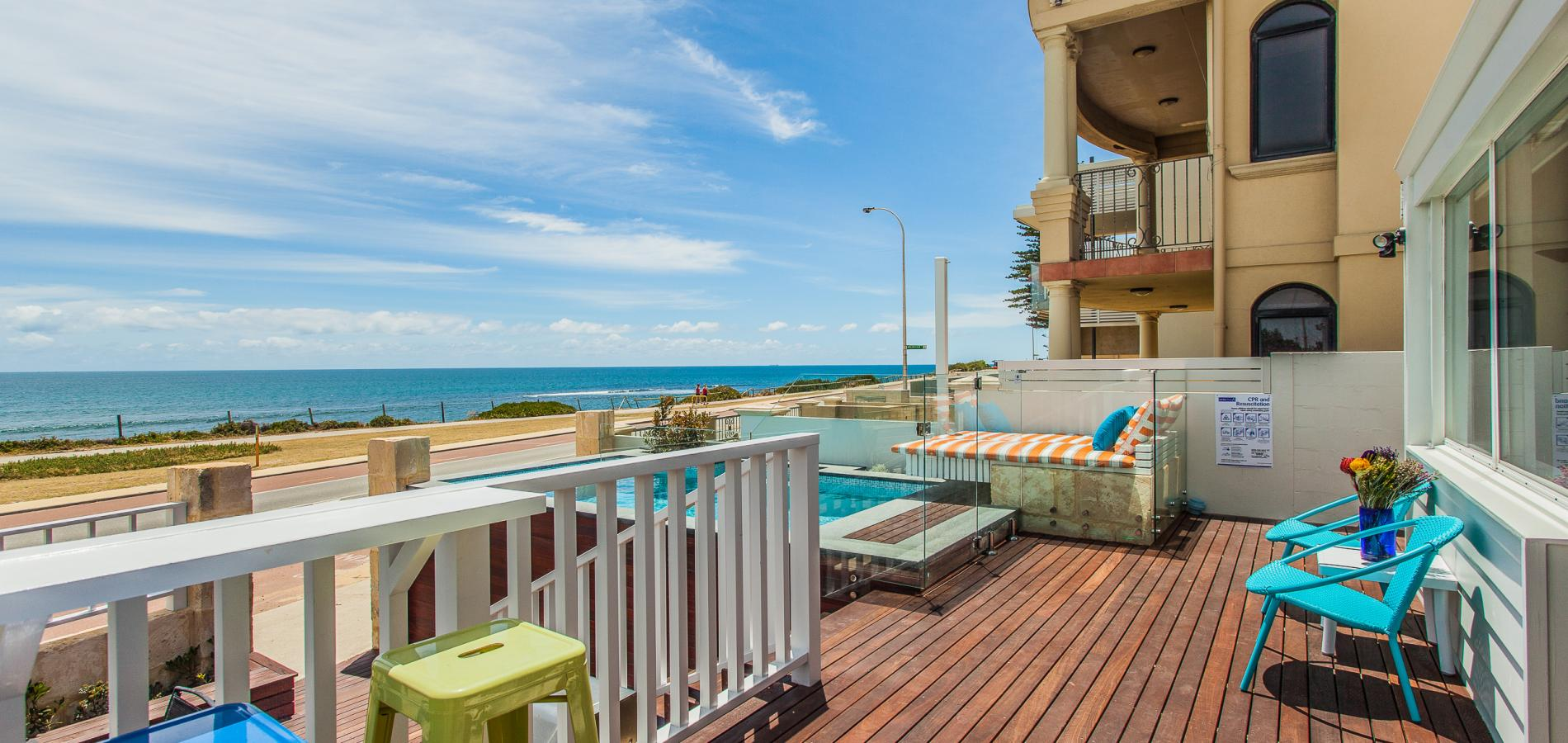 Cottesloe Beach House Stays - Short Term Accommodation Perth